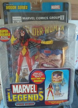 Marvel Legends Spider-Woman for Sale in San Antonio, TX