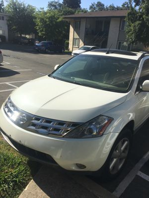 04 Nissan Murano, Please read, good deal ! for Sale in Antelope, CA