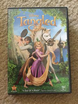Disney's tangled dvd for Sale in Melbourne,  FL