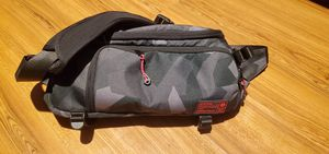Hex Ranger Glacier Camo DSLR sling bag w/ extras for Sale in Hacienda Heights, CA