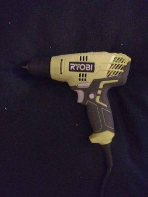 Ryobi corded drill for Sale in Bonaire, GA