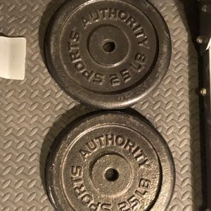 Weights 50lbs Total for Sale in Seattle, WA