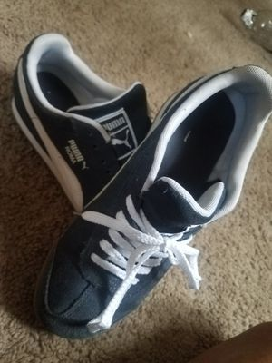 pumas size 6 in boys for Sale in Washington, DC
