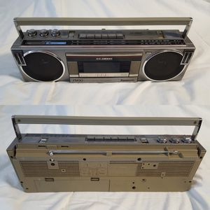 Panasonic fm30 radio with cassette player for Sale in NO POTOMAC, MD