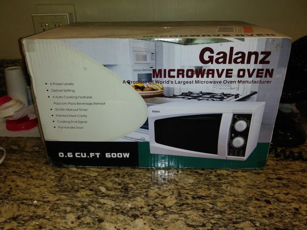 Older model galanz microwave high quality