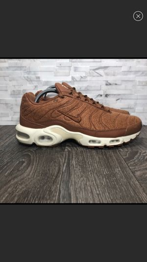 Nike Air Max Plus TN Quilted Wool for Sale in Arlington, VA