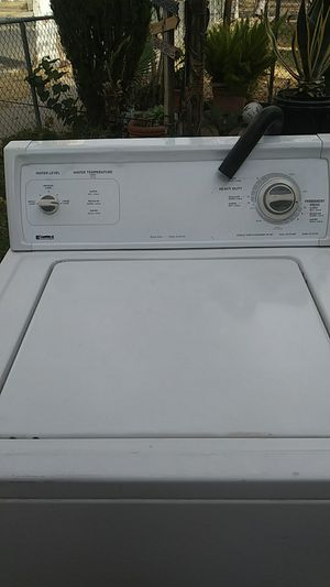 Kenmore.washer.havy.duty.super.capacity. for Sale in Fresno, CA