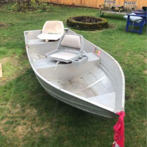 Gamefisher Aluminum Boat for Sale in Bonney Lake, WA