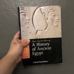 A History Of Ancient Egypt for Sale in San Jose,  CA