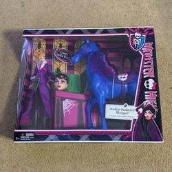 Monster High Headless Headmistress Bloodgood for Sale in Moraga,  CA