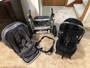 Nuna Ivvi & Pipa Car Seat for Sale in WA, US
