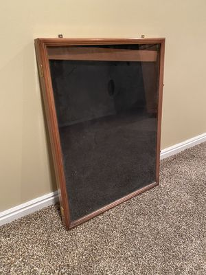 Jersey Display Frame Shadow Box for Sale in Kaysville, UT