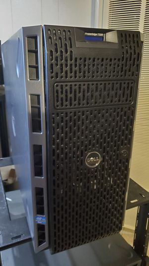 Dell PowerEdge T320 Xeon E5-1410 128GB RAM 8TB Storage (4x2TB HDDs) for Sale in Garden Grove, CA