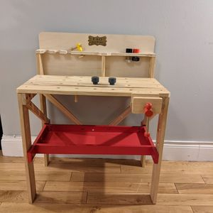 FAO Schwarz Kids' Workbench Table for Sale in Queens, NY