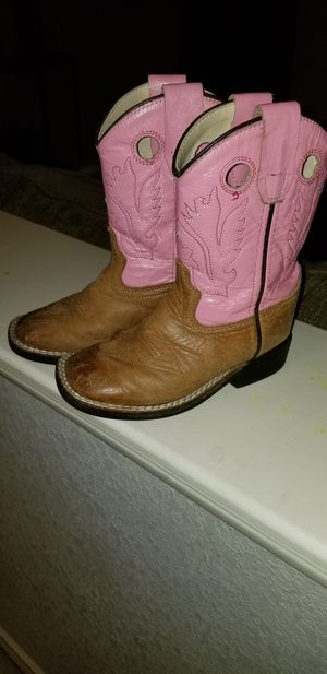 Toddler cowboy boots for Sale in Fort Worth, TX