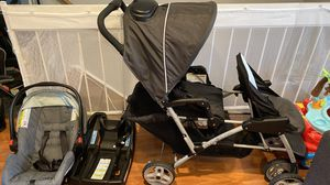 Car seat and stroller Graco for Sale in North Brunswick Township, NJ