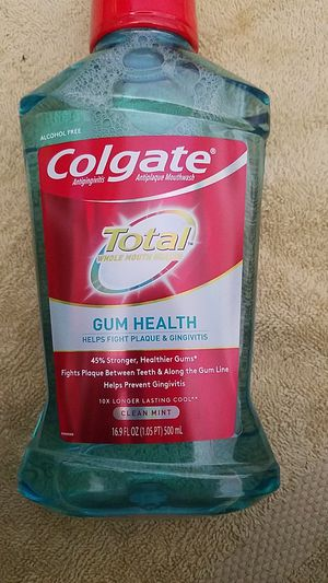 Colgate Total mouthwash for Sale in San Diego, CA