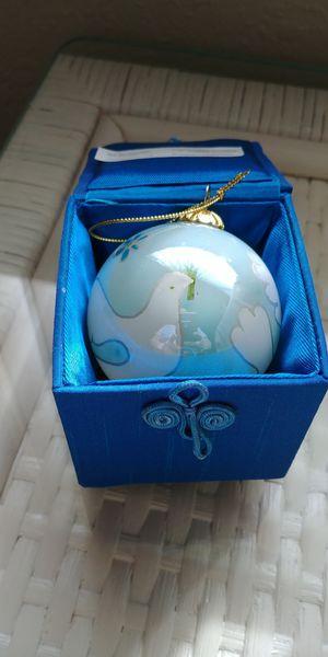Christmas🎄2 Li Bien GLASS Ornaments for Sale in Fort Lauderdale, FL