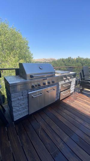 Kitchenaid bbq grill 2 parts for Sale in Walnut Creek, CA