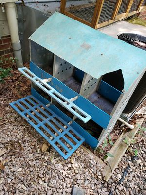 Chicken Nesting boxes for Sale in Apex, NC
