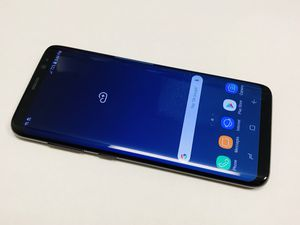 Unlocked Samsung Galaxy S8. Works with att, Tmobile, metro pcs, and cricket. Comes with charger. 350 cash only. Price is firm Let me know i for Sale in San Francisco, CA