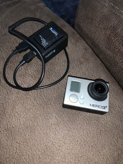 GoPro 3 Plus Black for Sale in Vallejo,  CA