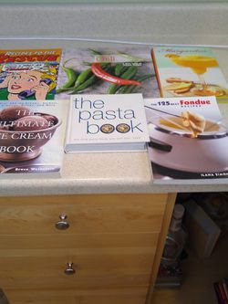 Food And Drink Cook Books for Sale in Feasterville-Trevose,  PA