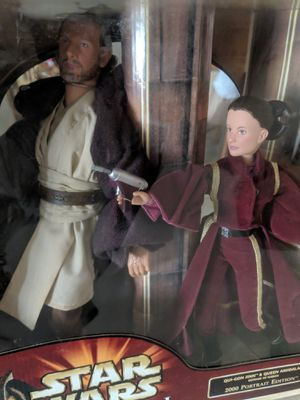 Star Wars Collectible Action Figures, 2 boxes, NIB for Sale in Phoenix, AZ