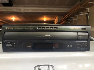 Five Disc CD Player/Laser Disc for Sale in Everett, WA