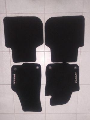 Like New Volkawagen OEM 2010-2015 Passat Black floormats. for Sale in Apopka, FL