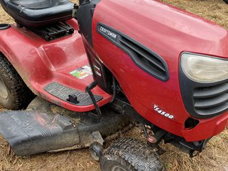 Craftsman YS4500 Lawn Tractor Riding Mower for Sale in Nokesville,  VA