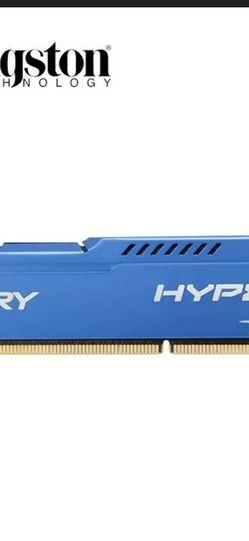 HyperX Fury 4GB 512M x 64-Bit DDR3 for Sale in Williamsport,  PA