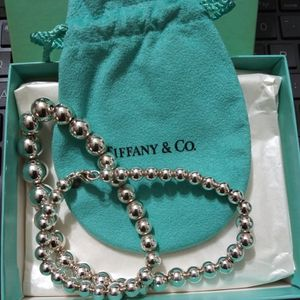 A BEAUTIFUL AUTHENTIC TIFFANY & CO SILVER 925 18 LONG PI for Sale in Manassas, VA