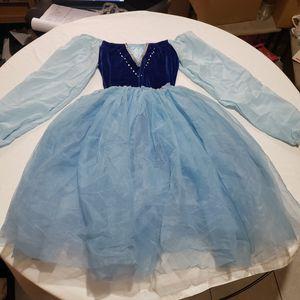Long Sleeve Off Shoulder Unitard & Tutu Ballet Costume for Sale in Laredo, TX