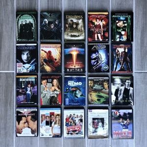 20 Various DVDs/ Movies for Sale in Largo, FL