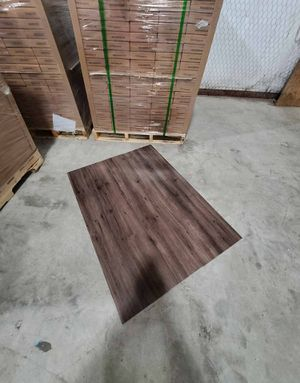 Luxury vinyl flooring!!! Only .60 cents a sq ft!! Liquidation close out! for Sale in Gardena, CA