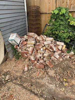 Free 100 year old bricks for Sale in Washington, DC