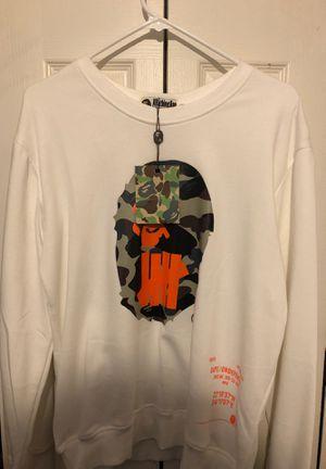 Men's bape sweatshirt for Sale in Jacksonville, FL