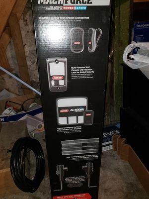 Genie Smart Machforce Garage Door Opener for Sale in Brockton, MA