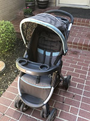 Graco stroller with car seat for Sale in Salt Lake City, UT