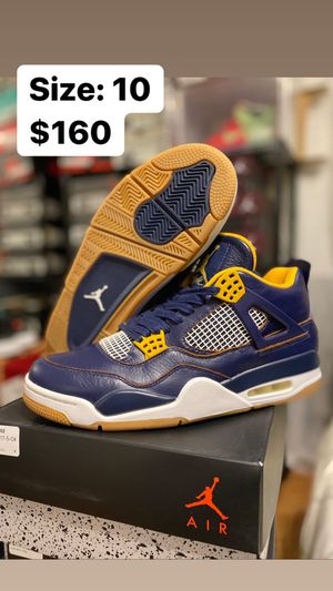 Jordan 4 A Dunk Above Size 10 for Sale in Temecula, CA