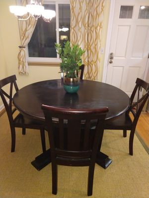 Kitchen table & 8 chairs for Sale in Seattle, WA
