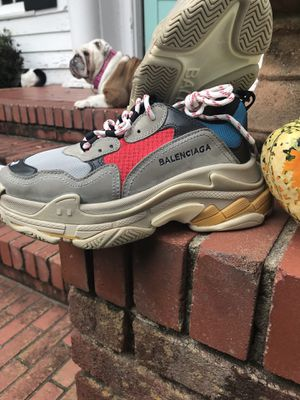 Balenciaga Triple S Trainers for Sale in Houston, TX