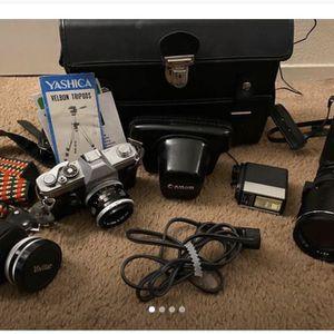 Canon Camera TL for Sale in Paso Robles, CA