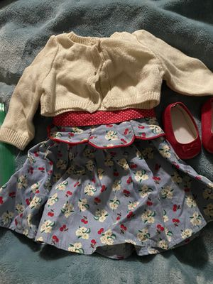 American Girl Doll - outfit for Sale in Stockton, CA