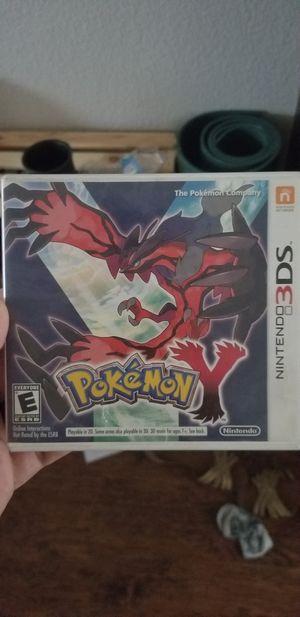 Pokemon y 3ds for Sale in Norwalk, CA