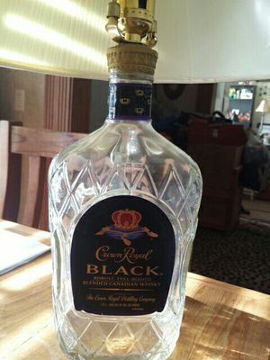 Crown Royal lamp for Sale in Oklahoma City, OK