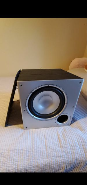 Subwoofer Polk audio model PSW10 for Sale in Milwaukie, OR