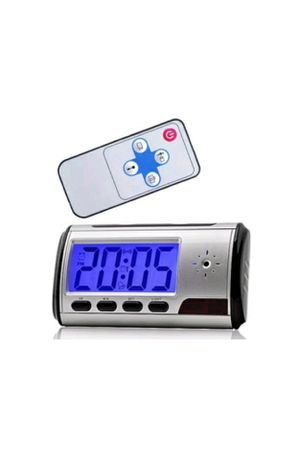 Clock security camera for Sale in Denver, CO