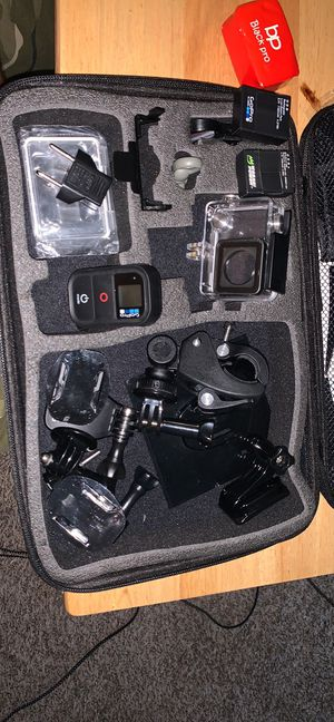 GoPro accessories for Sale in Austin, TX
